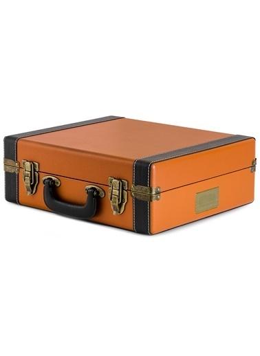 KTOOLS Ktools Prime K212 Kahverengi Bluetoothlu ve USB Kayıtlı Çanta Pikap Renkli